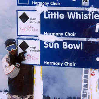 Most Difficult, Whistler Blackcomb
