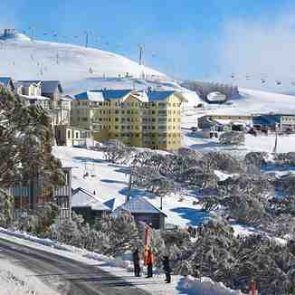Sunshine...., Mount Hotham