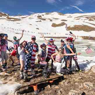 4th July., Arapahoe Basin