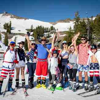 4th July., Squaw Valley