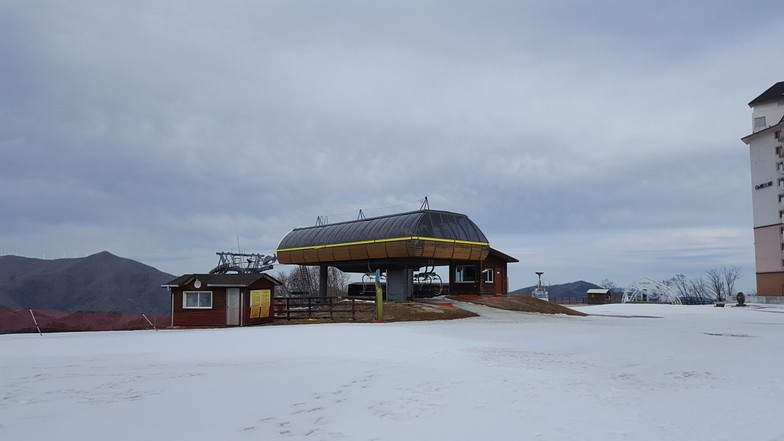 O2 Resort, O2 Ski Resort