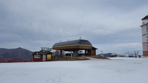 O2 Ski Resort Ski Resort by: Byung Chun,Moon