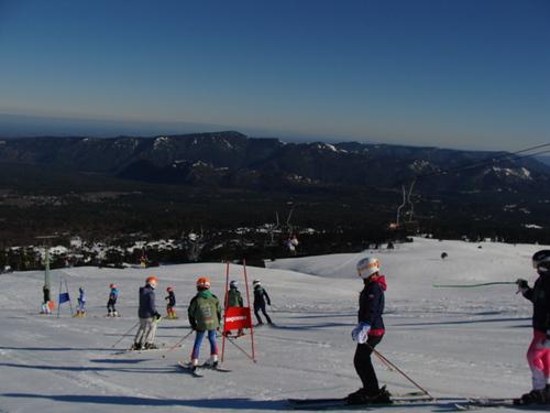 Las Araucarias Ski Resort by: Pablo Mehr