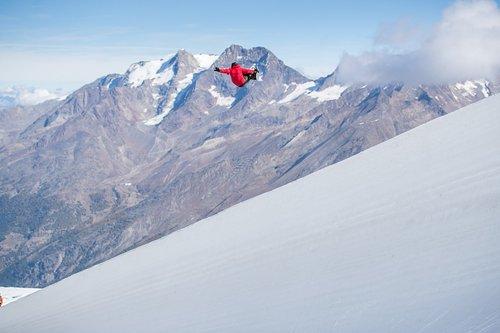 Saas Fee Ski Resort by: Snow Forecast Admin