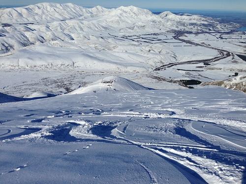 Fox Peak Ski Resort by: Jeff Smith