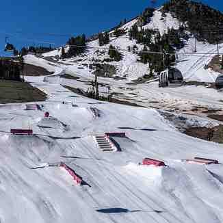 No August end to the season.  28th July is now the last day., Mammoth Mountain