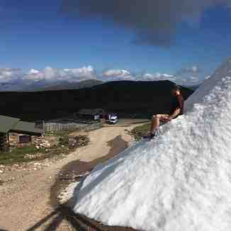 Snow returns to the Scottish ski slopes!, Glencoe Mountain Resort