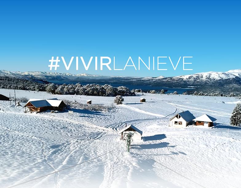 Batea Mahuida, Vivir la Nieve