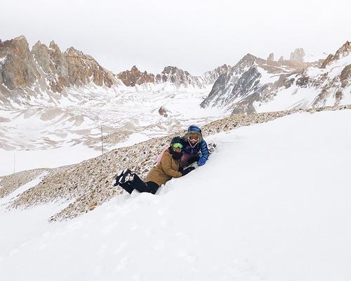 Las Leñas Ski Resort by: Mercedes Amoretti