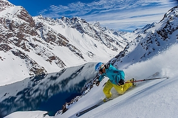 Portillo Ski Resort by: danischerrer