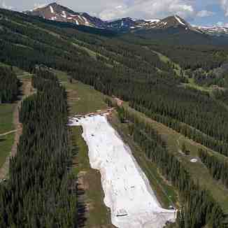 Terrain park is still open for one more week (Woodward Camps),, Copper Mountain