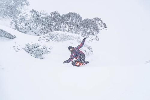 Perisher Ski Resort by: Snow Forecast Admin