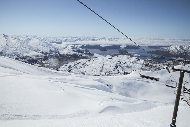 20cm after the storm, Treble Cone