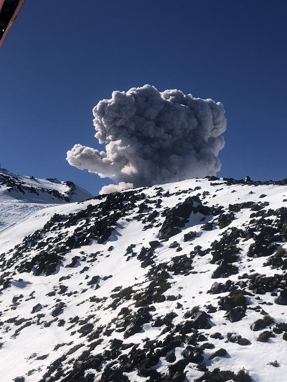 Vulcano, Nevados de Chillan
