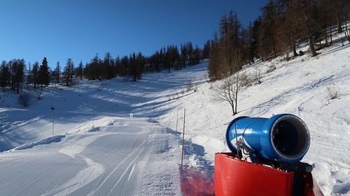 La Colmiane Ski Resort by: olivier soligny