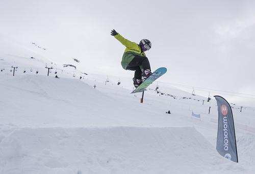 Villarrica-Pucon Ski Resort by: Sebastian Tirado Kruger