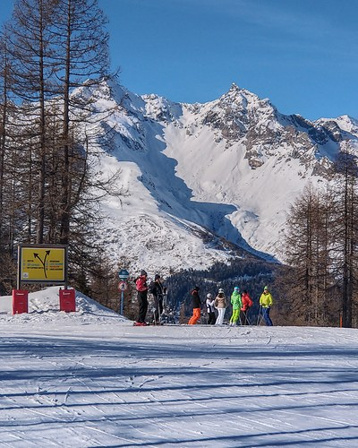 Madesimo Ski Resort by: Phil Hawkins Bella Ski Italia