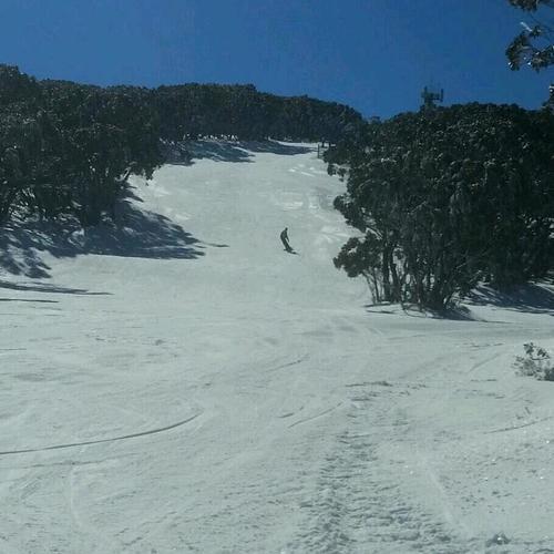 Mount Baw Baw Ski Resort by: Philip Martin