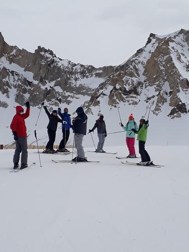 Las Leñas Ski Resort by: Marcelo Mendiola