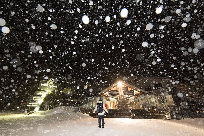 20-50cm in the forecast for the next few days, Mount Hotham