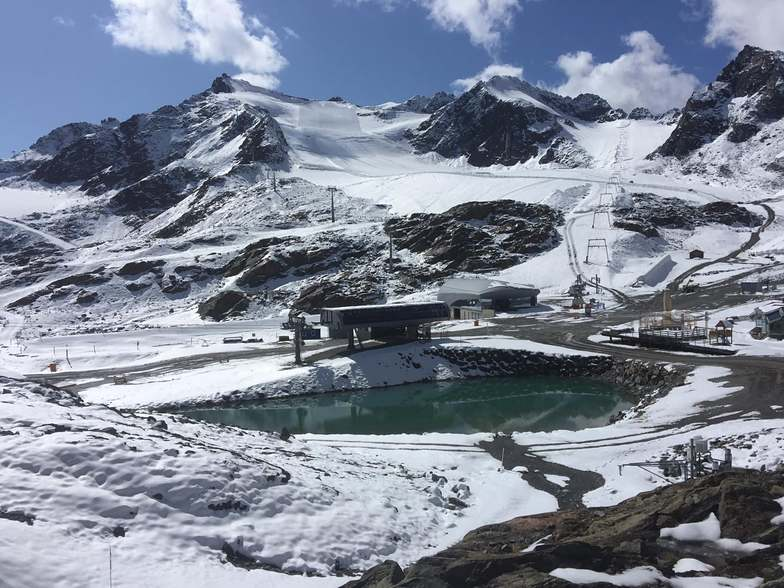 Next Austrian glacier set to open for the 2019-20 season, Pitztal Glacier