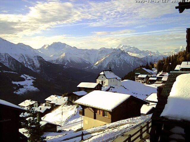 Betmeralp (Screen Capture), Bettmeralp - Aletsch