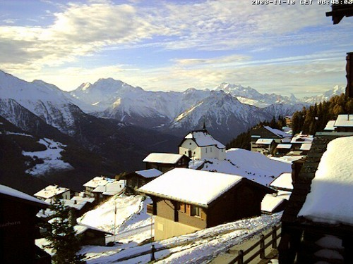 Bettmeralp - Aletsch Ski Resort by: Aelfrith
