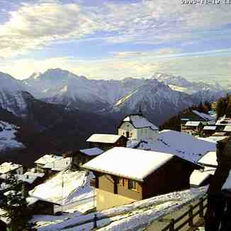 Betmeralp (Screen Capture), Bettmeralp - Aletsch