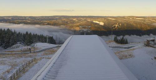 Hafjell Ski Resort by: Snow Forecast Admin