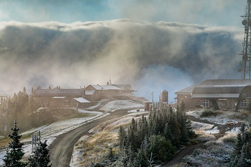 Mont Tremblant Ski Resort by: Snow Forecast Admin