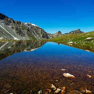 Семицветное озеро, Архыз, Arkhyz