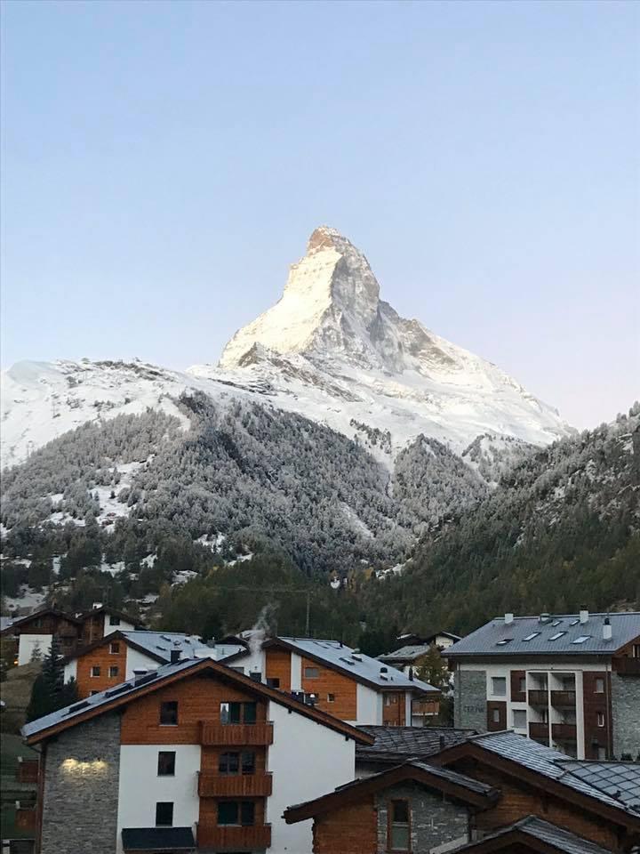 Season begins, Zermatt