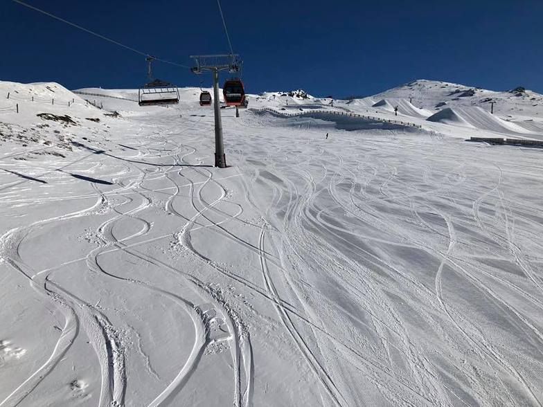 One of two to close this weekend, Cardrona