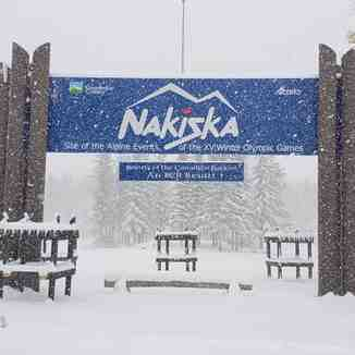 Earliest ever opening date, Nakiska