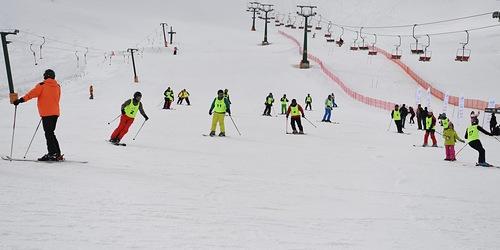 Saklıkent Ski Resort by: osman özaydın