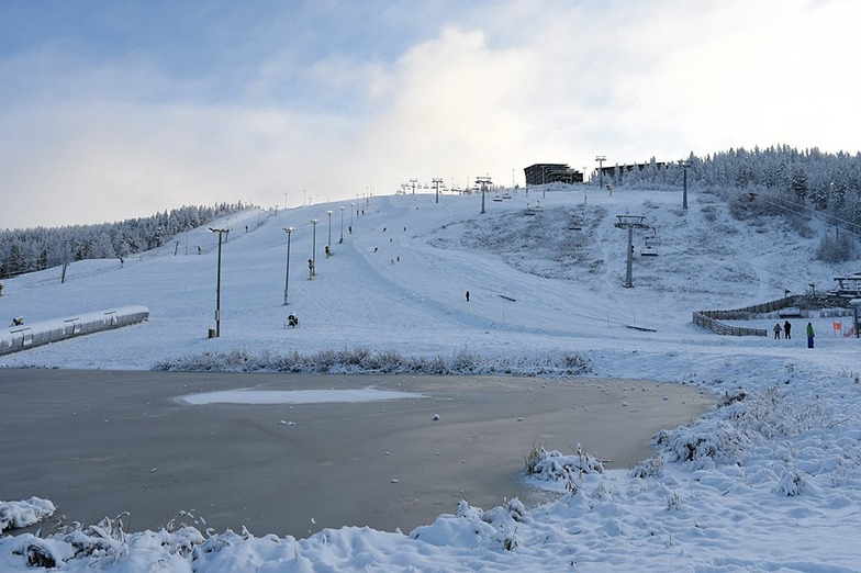 Using saved snow to open this weekend, Ruka