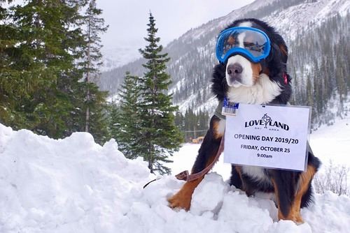 Loveland Ski Resort by: Snow Forecast Admin