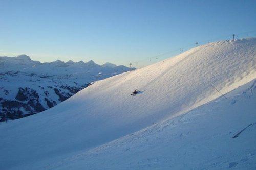 Sunshine Village Ski Resort by: William (Bill) Rankin