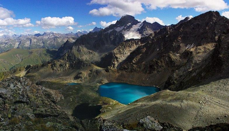 Большое Софийское озеро, Arkhyz