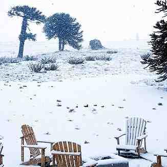 Corralco Resort de Montaña reports fresh snow for their final weekend, Corralco (Lonquimay)