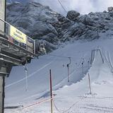 Now open for downhillers, Dachstein Glacier