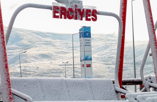 Erciyes Ski Resort Ski Resort by: Snow Forecast Admin
