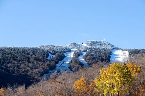 Killington Ski Resort by: Snow Forecast Admin
