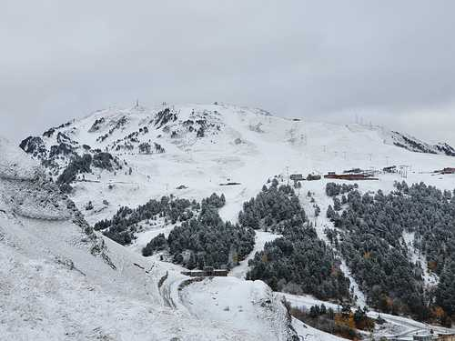 Baqueira/Beret Ski Resort by: Snow Forecast Admin