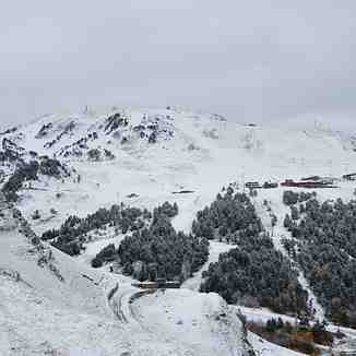 20-50cm in the forecast for the next few days, Baqueira/Beret
