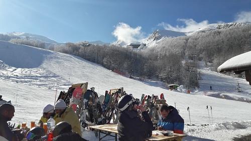 Abetone Ski Resort by: Campanuz