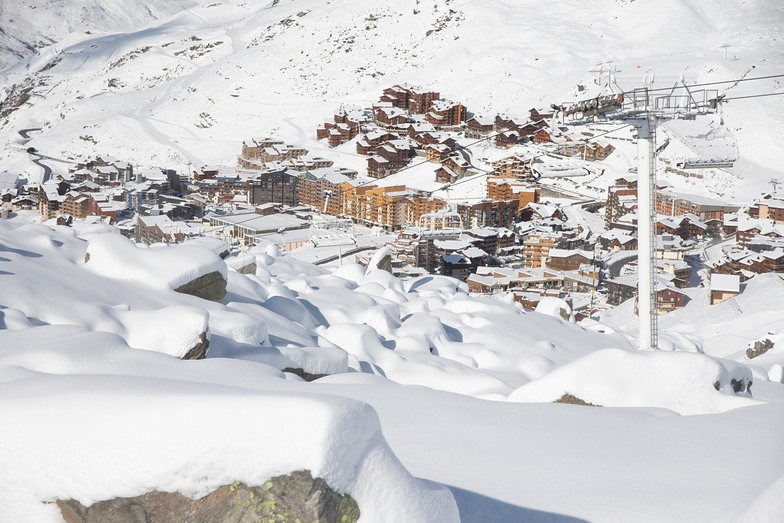 Val Thorens 2019/2020 ski season