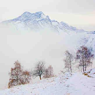 Vallée Blanche, Les Deux Alpes
