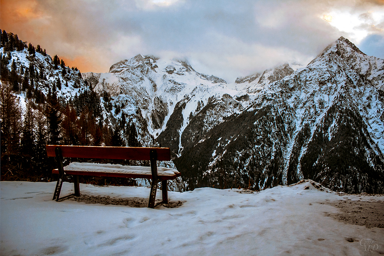 Le temps d'une pause, Les Deux Alpes