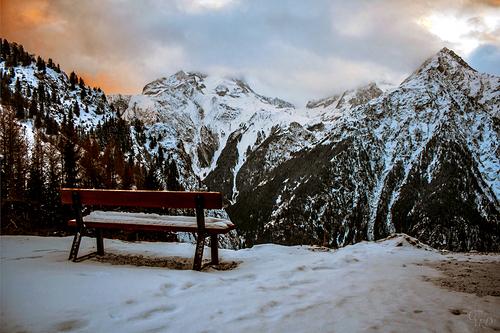Les Deux Alpes Ski Resort by: Gaffiat Frédéric